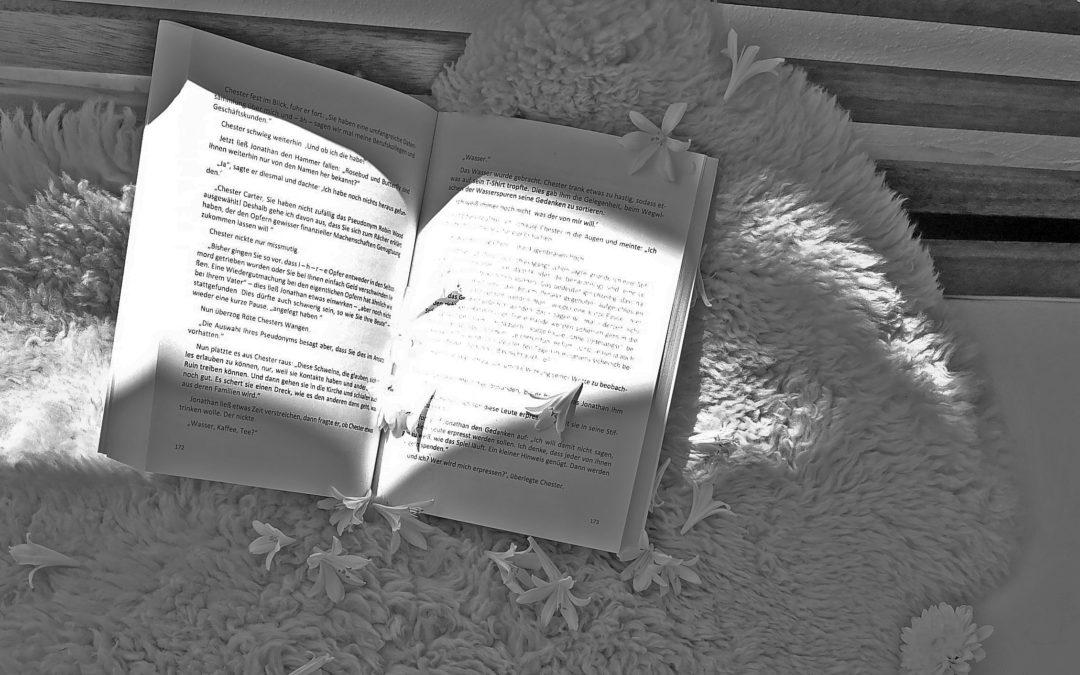 Arbeit mit mir – oder: die Arbeit der Buchhebamme