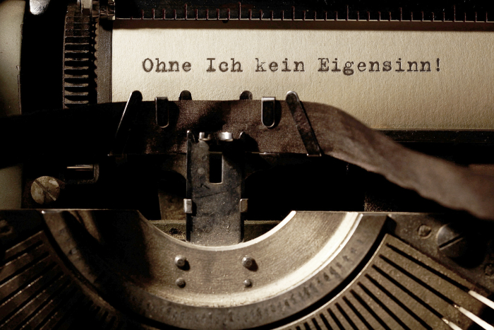 Ohne Ich kein Eigensinn, Ich denke also bin ich, René Descartes, Descartes, die Epoche der Aufklärung, das Ich, das Ich und der Eigensinn, das Denken und der Eigensinn, Denken und Intuition, Immanuel Kant, Verstand und Intuition, positiver Eigensinn, Eigensinn ist nützlich, Eigensinn ist positiv, mein Eigensinn, ich bin eigensinnig, stolz auf einen produktiven Eigensinn sein,